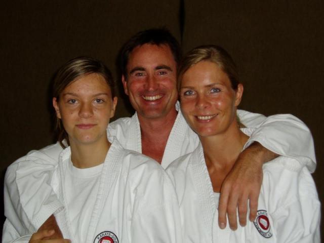 Lisa, Lutz, Andrea
